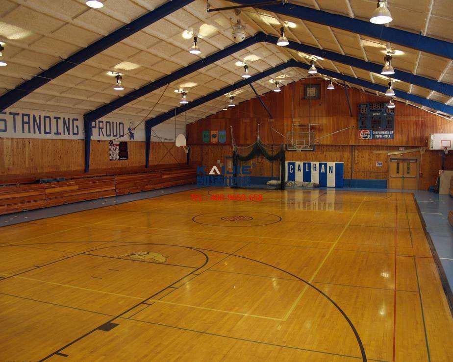 体育运动实木地板有没有缺点?