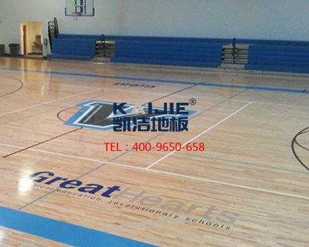 <b>篮球运动木地板,做好这些可以延长篮球地板使用寿命</b>-篮球地板