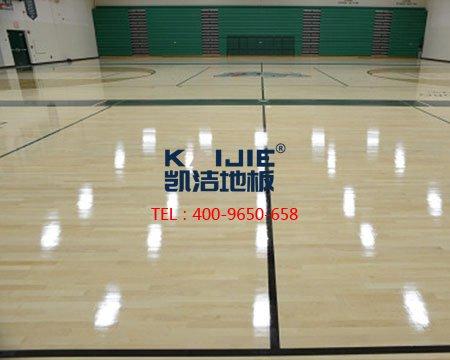 篮球运动地板裂缝处理办法-篮球地板