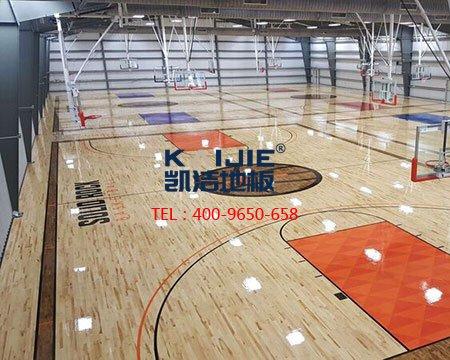 篮球木地板_颜色和纹理差不影响篮球地板质量-篮球地板