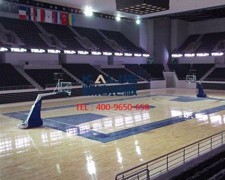篮球地板厂家_篮球运动木地板的维护秘笈-篮球地板