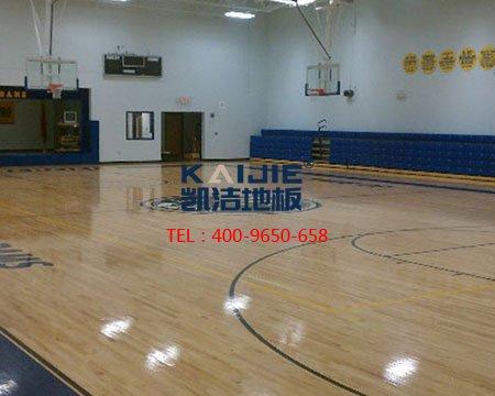 篮球馆运动木地板价格是多少_运动木地板价格-篮球地板