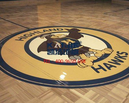玩篮球,大灌篮—离不开好的篮球运动木地板-篮球地板