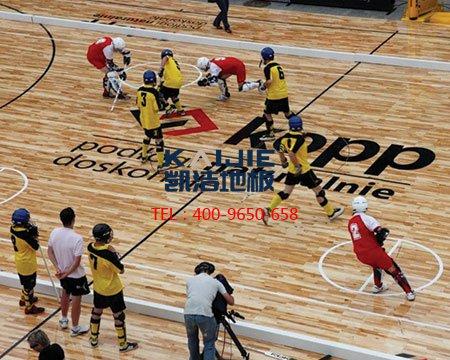 购买篮球馆木地板你需要了解这些-篮球地板