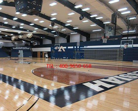 体育场馆装修选择运动木地板的七大理由-篮球地板