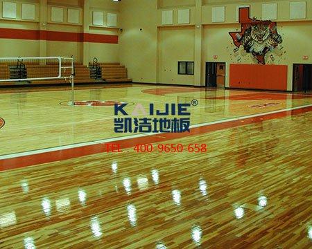 舞台地板_大型舞台装修也使用运动木地板-舞台地板