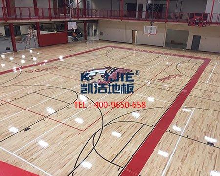 与众不同的魏璎珞,与众不同的凯洁运动木地板-篮球地板