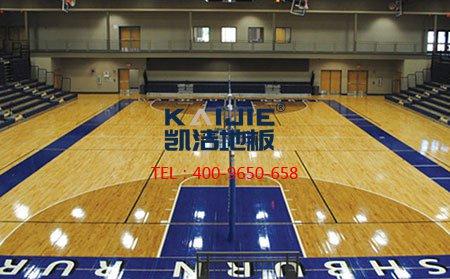 篮球地板_影响篮球运动木地板价格的原因-篮球地板