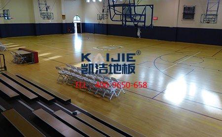 篮球地板_选择运动木地板是需要注意的地方-运动木地板