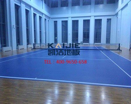羽毛球馆运动木地板价格_羽毛球地板厂家