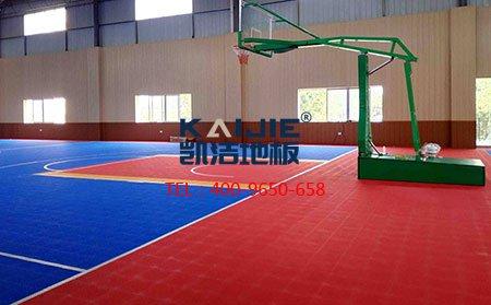 体育运动木地板价格市场水涨船高-篮球地板