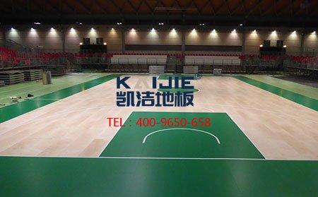 体育馆运动木地板的保养方法-篮球地板