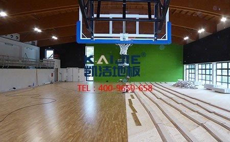 体育运动木地板价格,多少钱一平米?