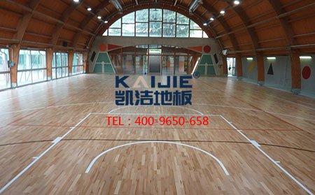 虚假体育运动木地板厂家,业界的蛀虫-篮球地板