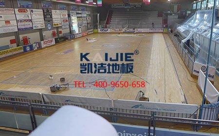 如何能够保障篮球场运动木地板的环保和安全?-篮球地板
