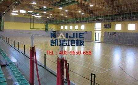 篮球馆实木运动地板价格