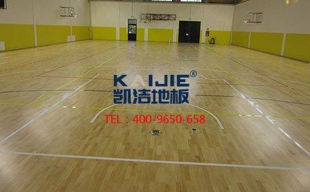 篮球馆运动木地板安装问题大排查
