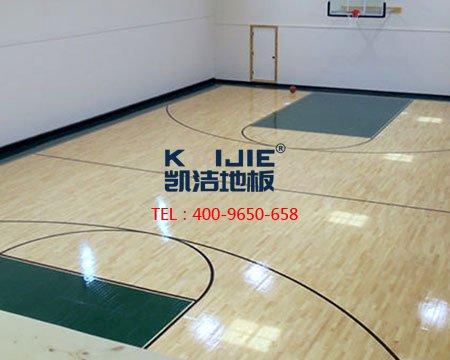 体育运动木地板与其他地板相比,具有哪些优势?