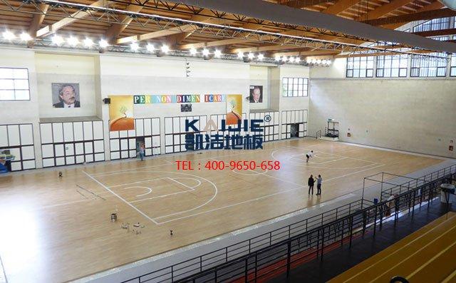 体育运动木地板的重要性-篮球地板