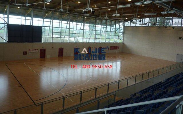 体育馆为何更青睐与枫木运动地板-篮球地板