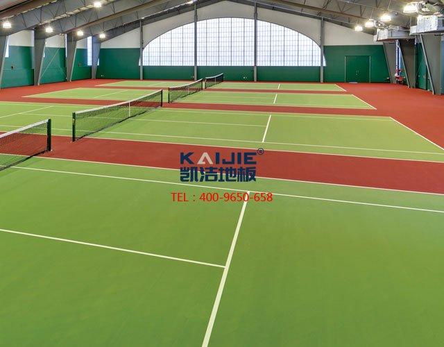 羽毛球馆运动木地板为什么喜欢用枫木地板?-羽毛球地板