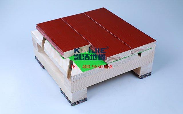 双龙骨斜铺舞台木地板-舞台木地板