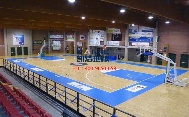 体育运动木地板生产厂家
