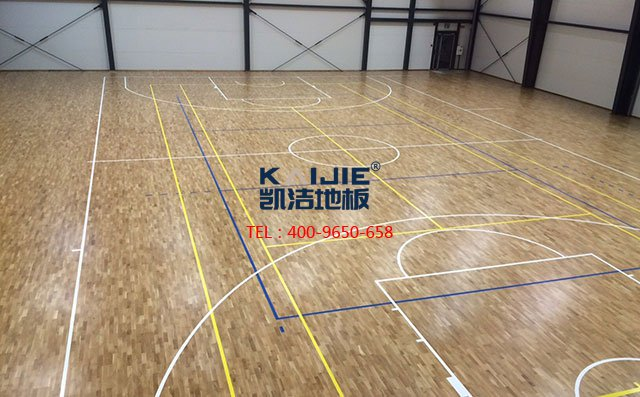 篮球场木地板怎么施工能够更好的保障篮球木地板质量?