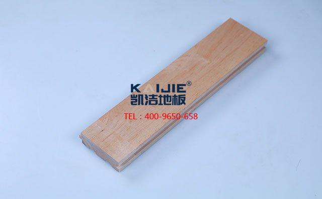 国产枫木(色木,五角枫)运动木地板-运动木地板