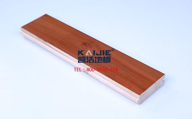 枫桦木C级结疤板运动木地板-运动木地板