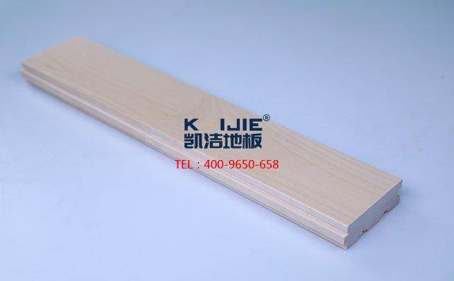 枫桦木A级本色板运动木地板-运动木地板