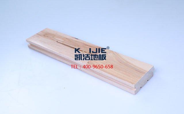 枫木B级本色板运动木地板-运动木地板
