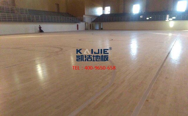 专用篮球馆木地板的要求和特点,你了解多少?
