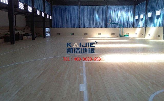凯洁地板 专业的篮球运动木地板厂家-凯洁地板