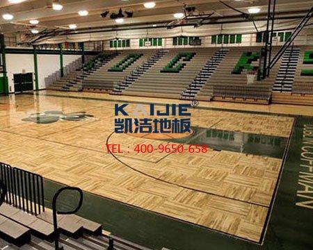 「北京篮球地板」篮球场木地板常见问题及解决方案