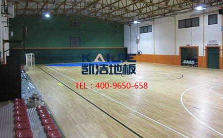 「北京篮球地板」篮球场木地板价格为什么相差这么大?-篮球地板