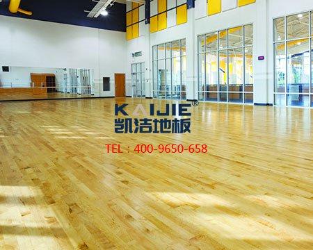 枫木篮球木地板的三大性能,你知道的对吗?-篮球地板