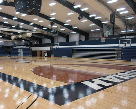 枫木篮球场木地板为什么这么受欢迎?-篮球木地板