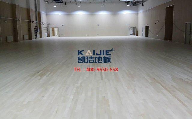 凯洁地板 篮球木地板厂家的优势-篮球木地板