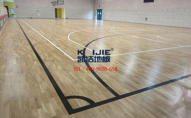 专业的篮球场木地板都表现在什么地方?-篮球木地板
