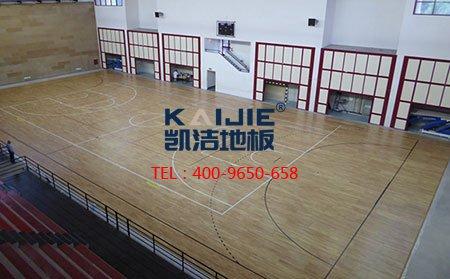 2019年,篮球木地板行业信心十足