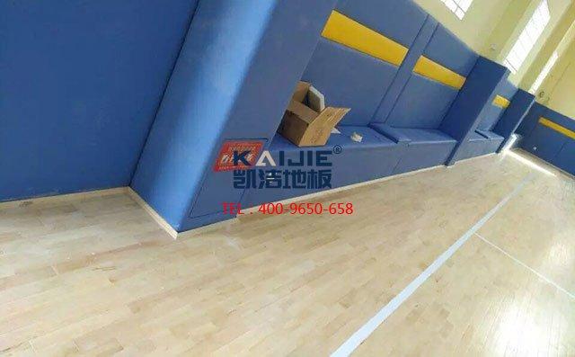 影响篮球场木地板价格因素原来有这么多-篮球场木地板