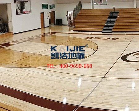 篮球木地板生产厂家 体育馆专用木地板制造商-篮球地板厂家