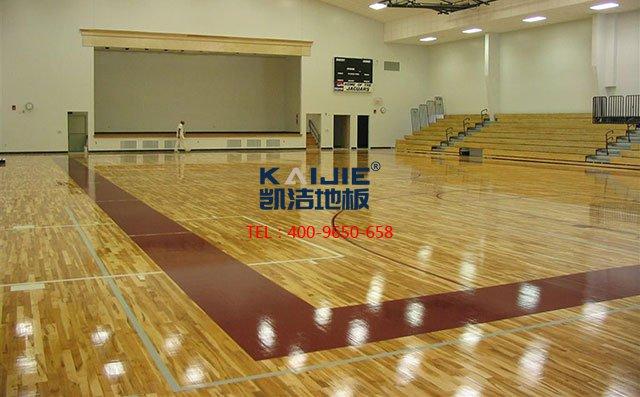 购买篮球地板时候应该注意哪些猫腻-篮球地板