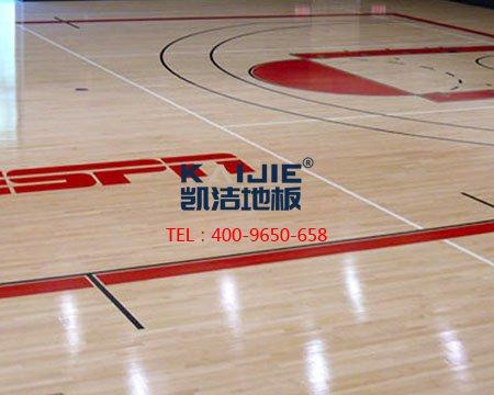 为什么篮球馆铺装要用运动木地板-篮球馆木地板
