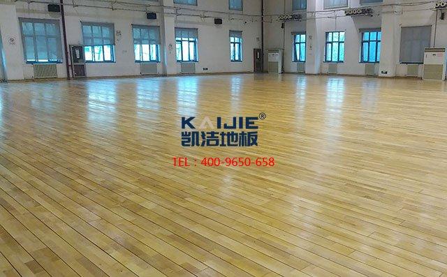 篮球馆木地板什么牌子好
