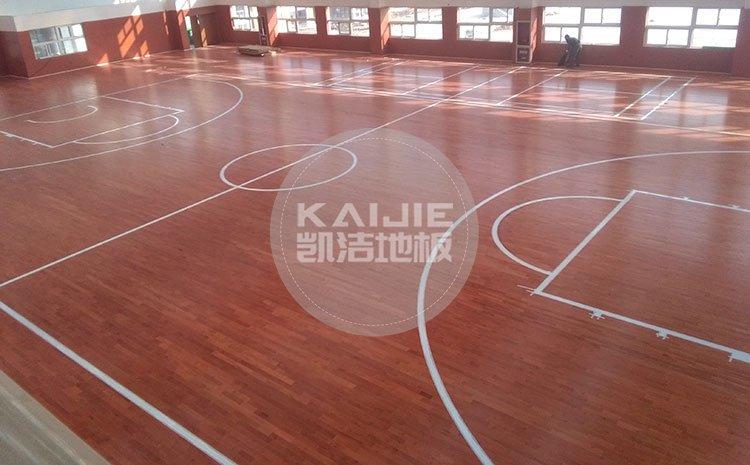 体育馆木地板品牌越来越多,怎么选择-体育馆木地板