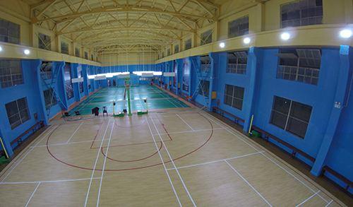 篮球馆综合活动中心