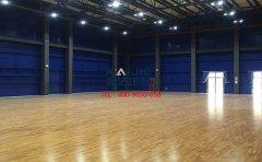 专用厂家的篮球木地板防滑诀窍,赶快试试吧