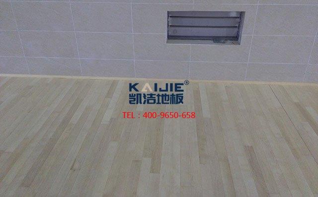 凯洁地板 专业的篮球运动木地板厂家——凯洁地板